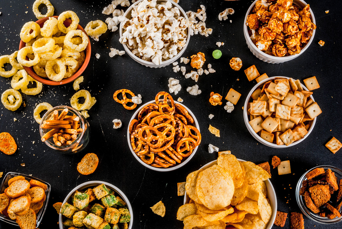 Four Factors Influencing Snackings Growth 2019 09 04