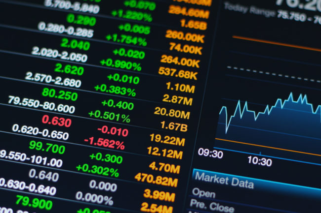 Post Holdings stock market securities and exchange commission