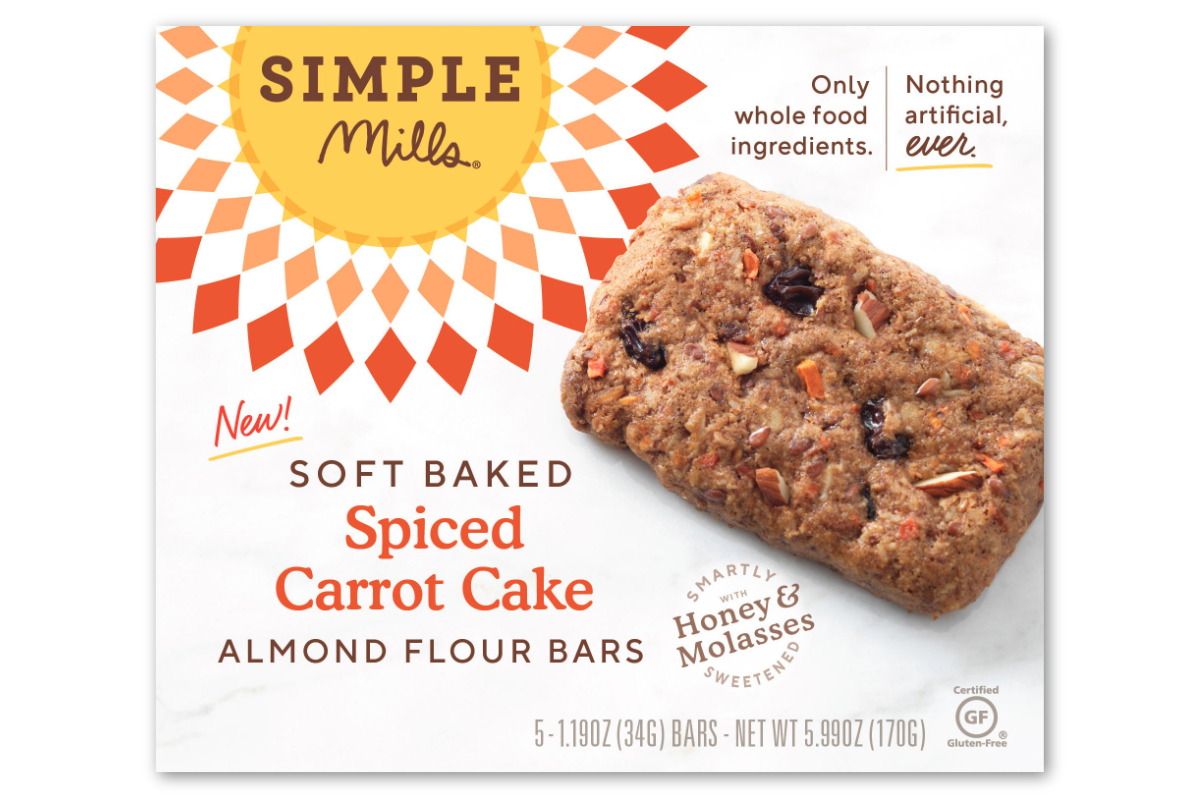 Simple Mills almond flour bars