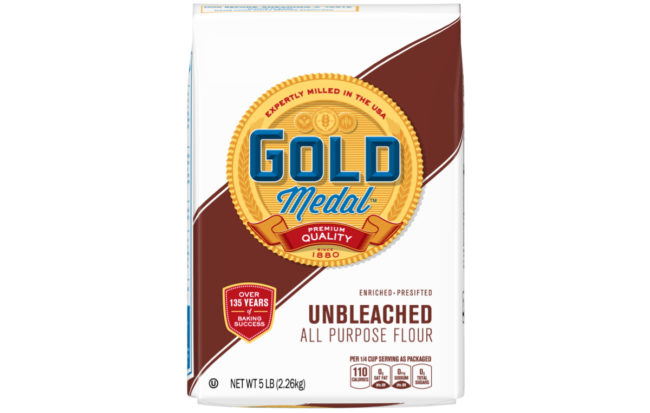 General Mills Gold Medal Unbleached All Purpose Flour