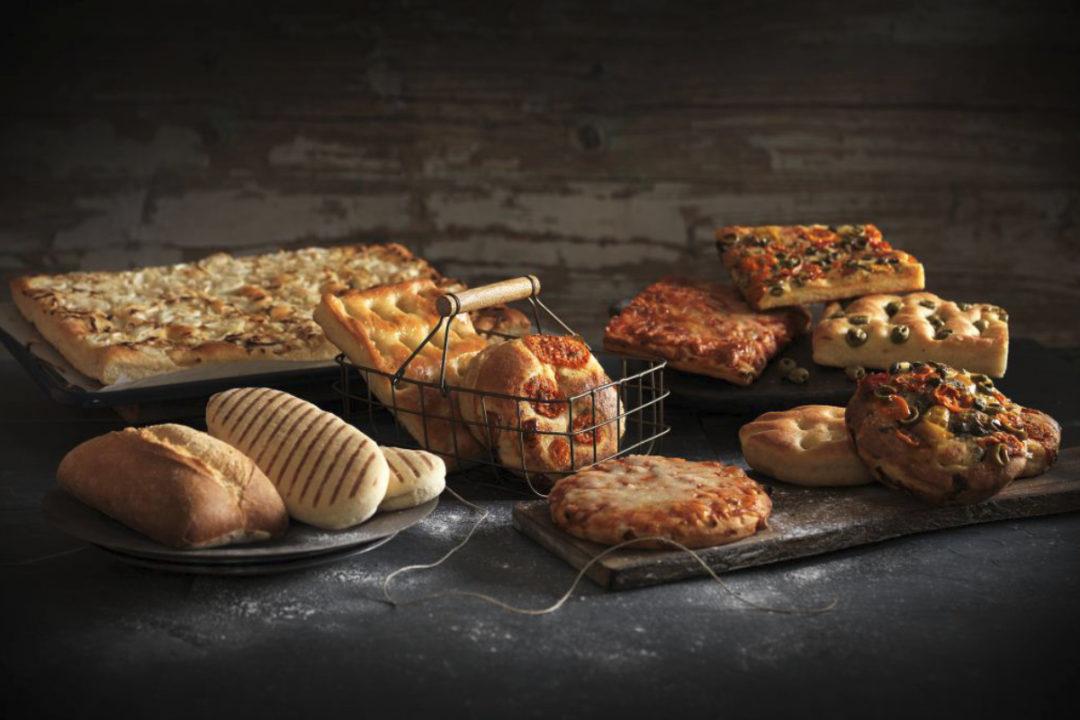Vandemoortele bakery products