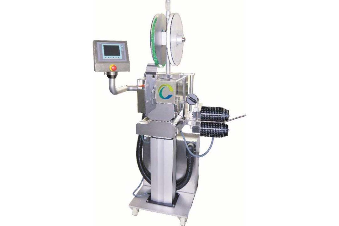 CPS bag-closing machine