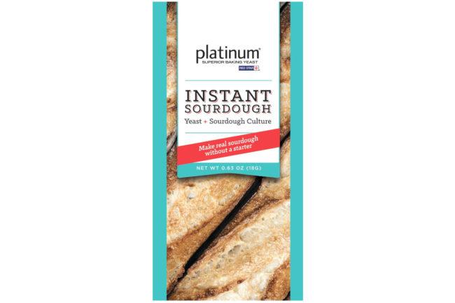 Red Star Platinum instant sourdough yeast