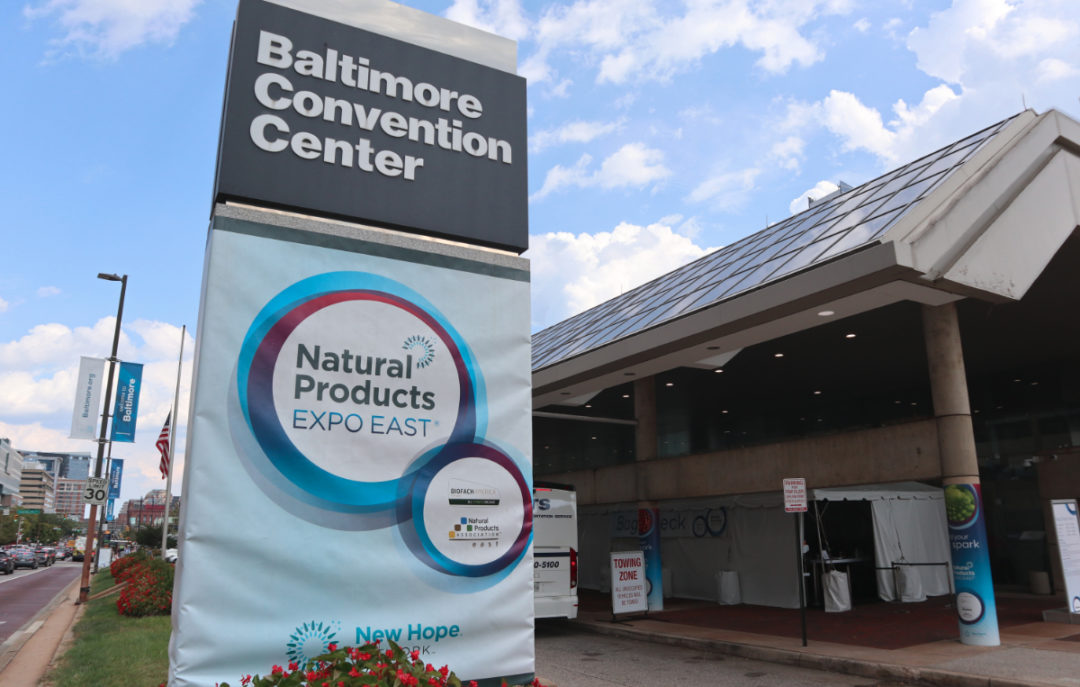 Expo East Baltimore Convention Center