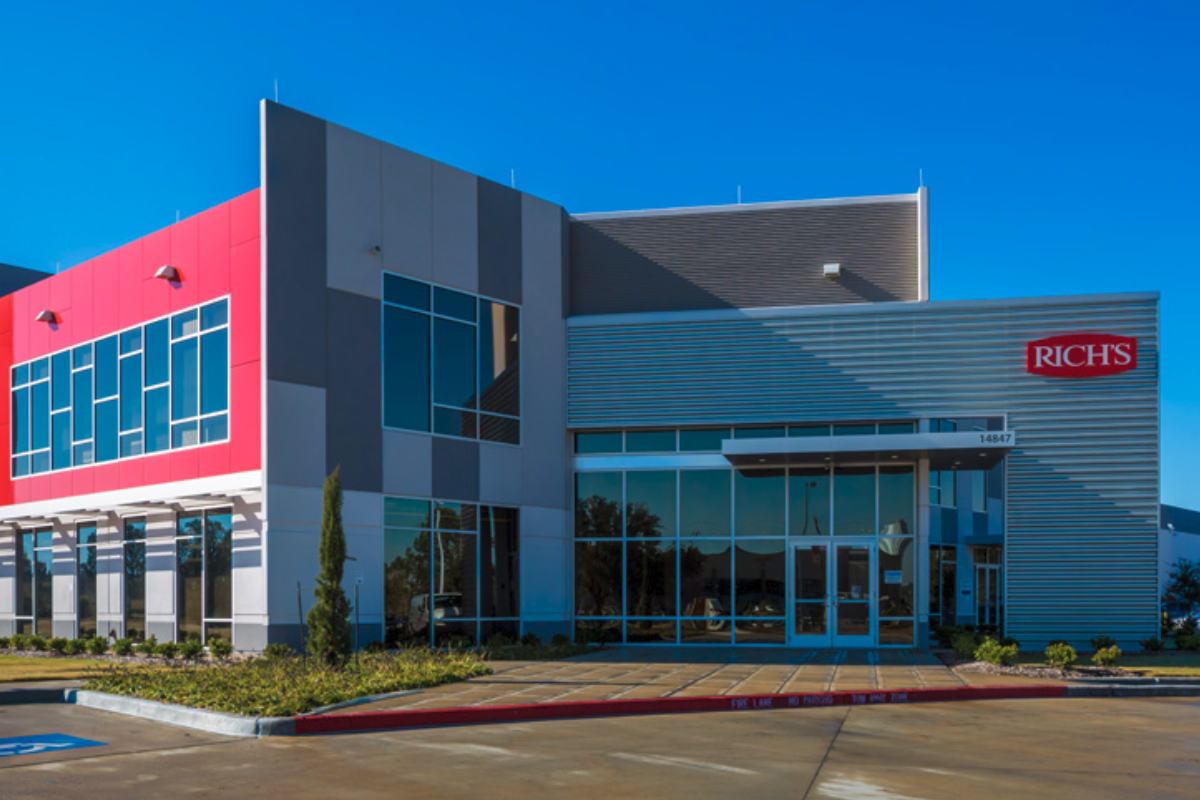 Rich Products Corp. facility