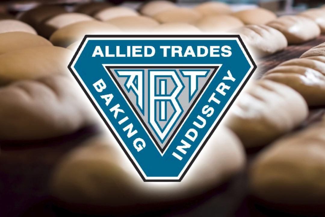 Allied Trades of the Baking Industry logo