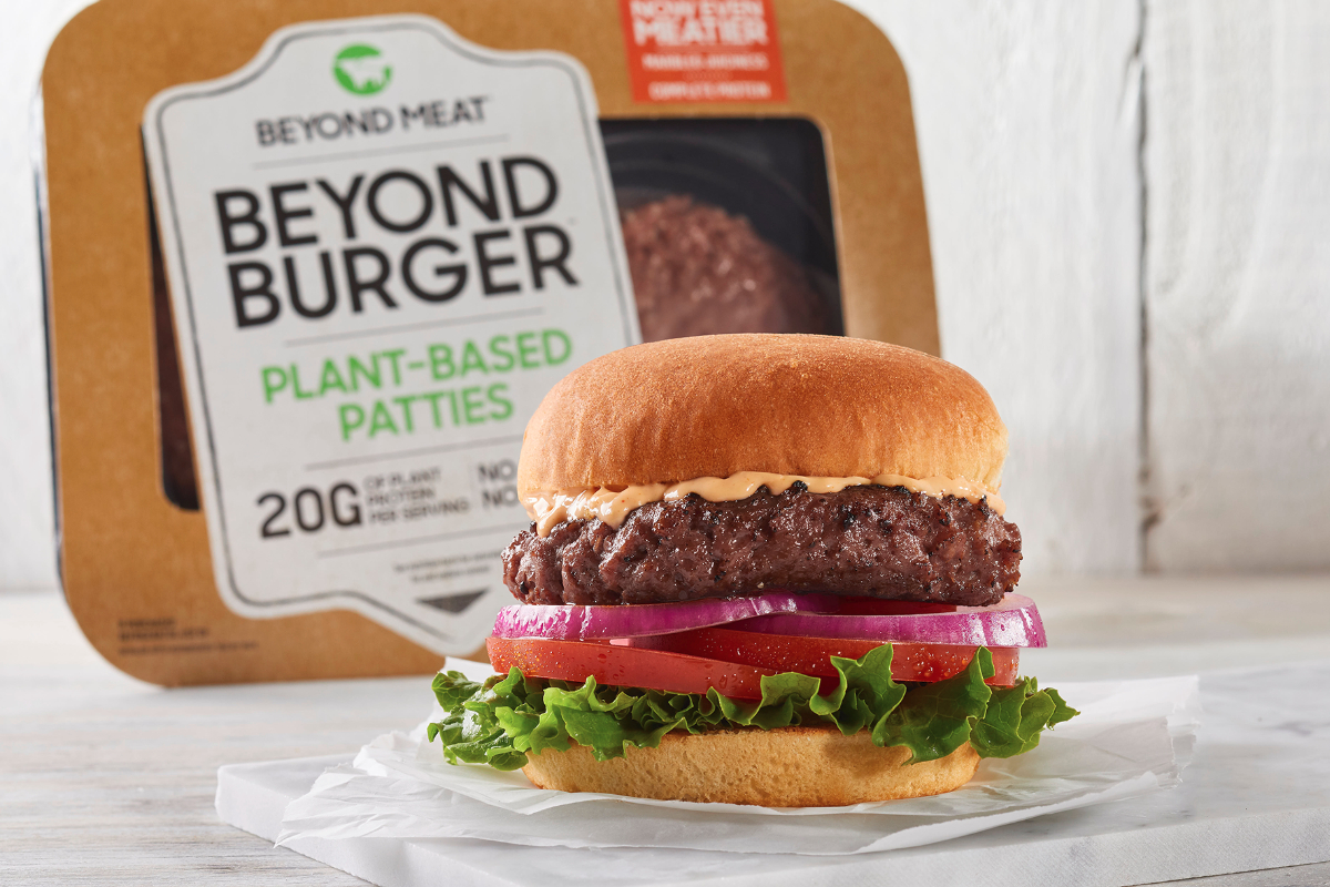 Beyond Meat Beyond Burger