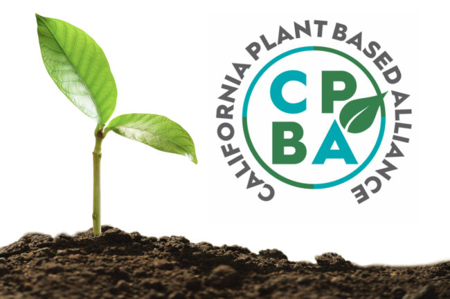 The California Plant Based Alliance