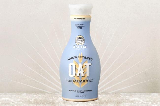 Califia Farms oat milk