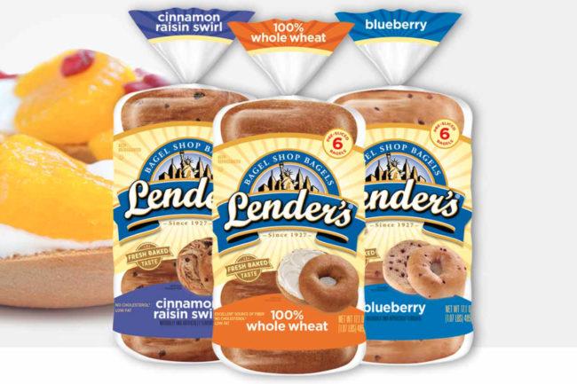Lender's Bagels