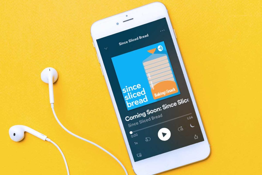 Since Sliced Bread, Podcast