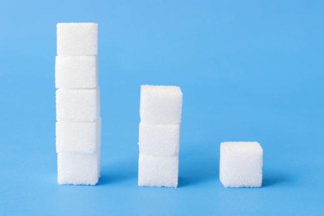 Sugar stacks