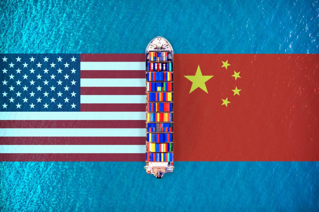 USA and China trade