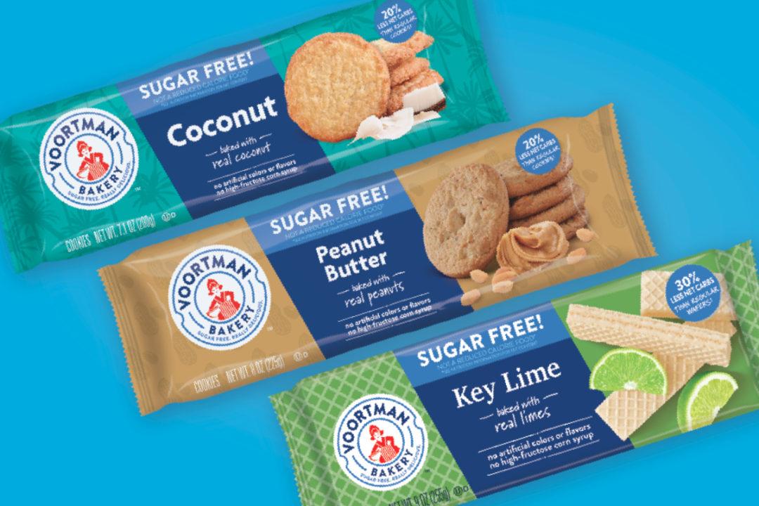 Voortman new sugar-free cookies