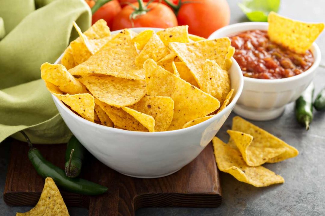 Tortilla chip trends