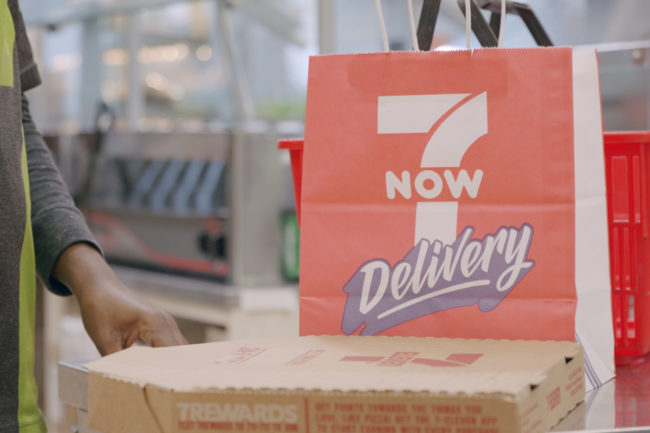 7-Eleven Now Delivery