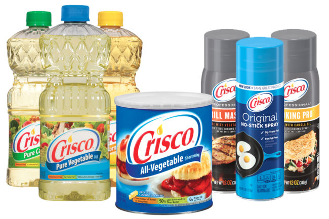 Crisco products
