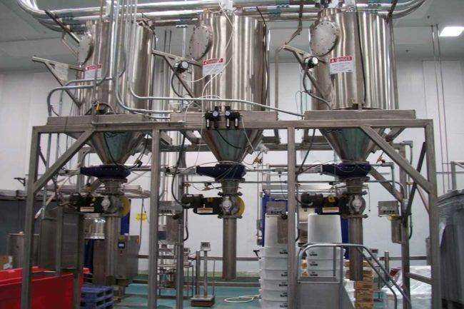 Ingredient Handling, Gemini Bakery Equipment/KB Systems