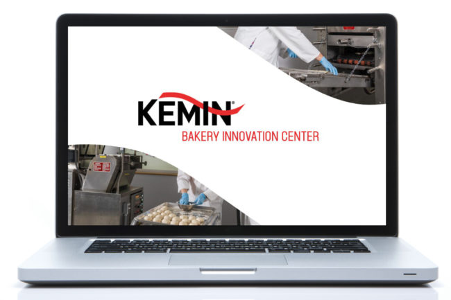 Kemin Industries interactive tour of bakery innovation center in Des Moines
