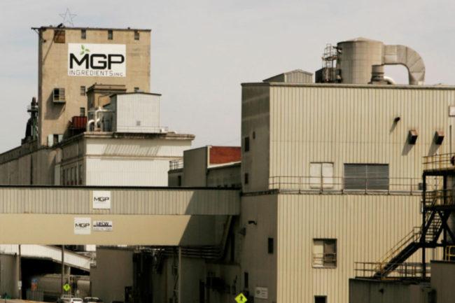 MGP Ingredients, Inc. facility