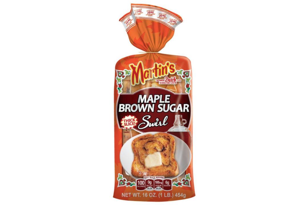 Martins Maple Brown Sugar Swirl Potato Bread