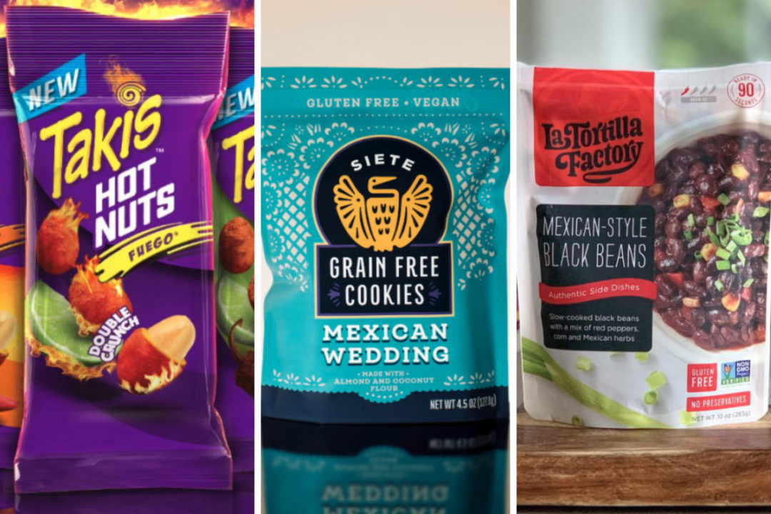 New products from from Grupo Bimbo, Siete Family Foods, La Tortilla Factory