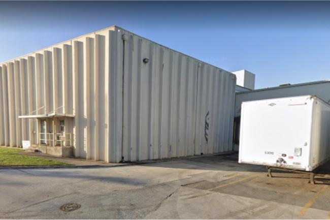 Southeastern Mills' logistics facility in Rome, Ga.