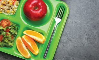 Schoollunchtray smaller