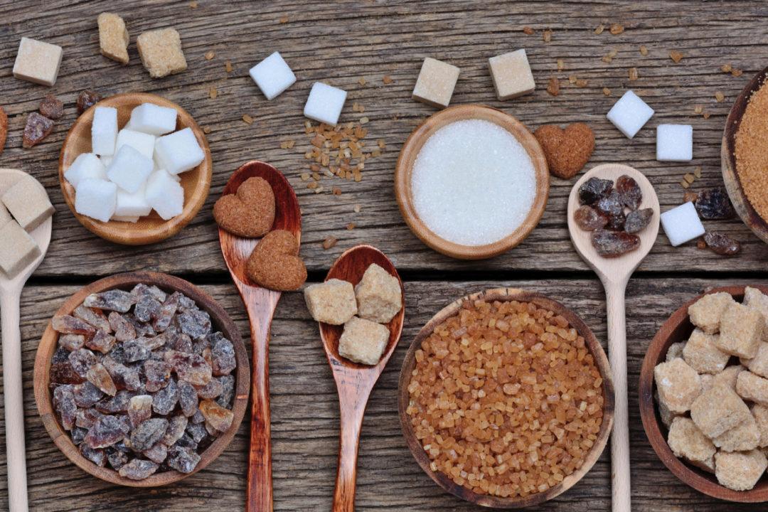 Assortment of sweeteners