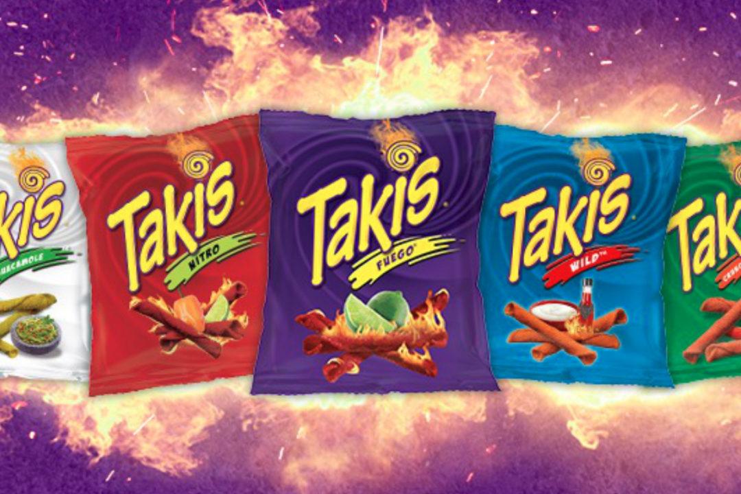 Takis snacks