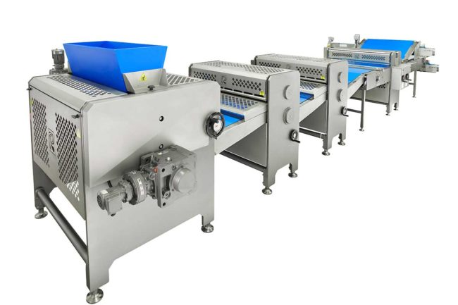 Reading Bakery Systems, Equipment