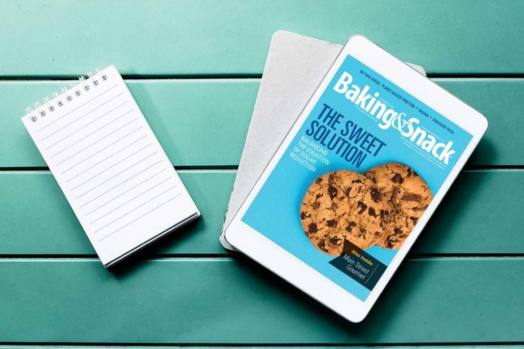 Baking & Snack November 2020
