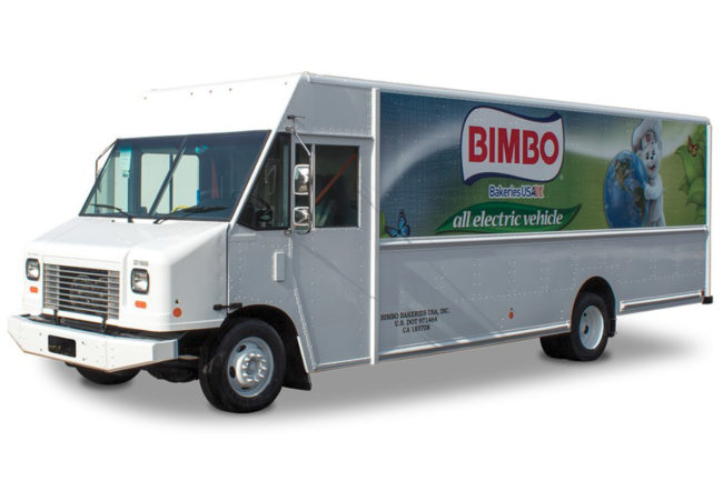 BBU electric vehicle