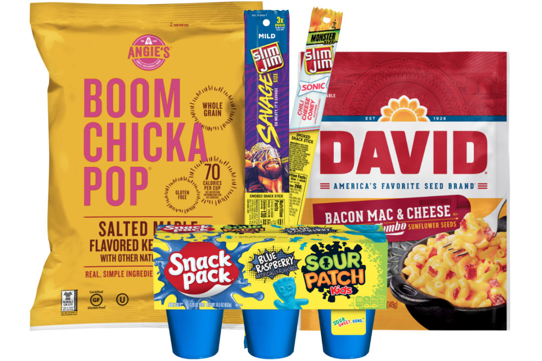 Conagra Brands new snacks unveiled at NACS 2020