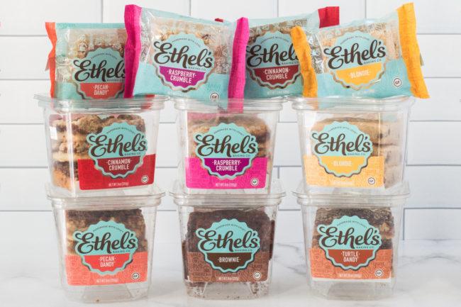 Ethel's Baking Co. gluten-free desserts