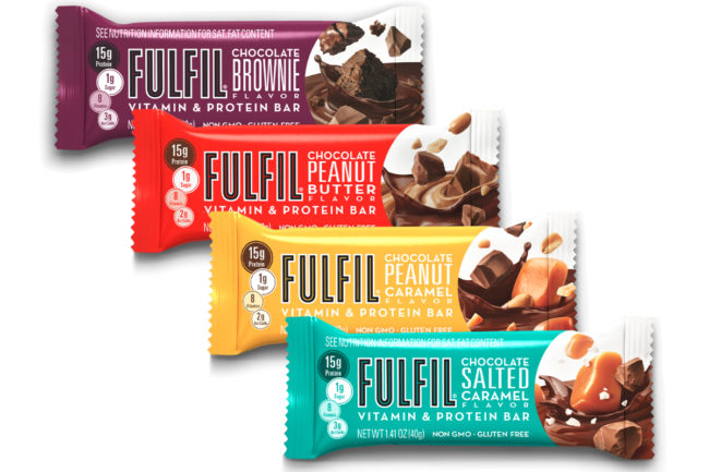 Fulfil bars