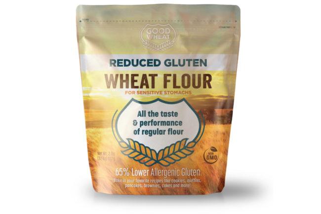Arcadia Biosciences, Inc. GoodWheat reduced gluten wheat flour