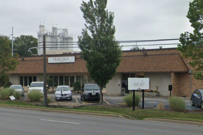 Hearthside Food Solutions facility in Michigan City, IN
