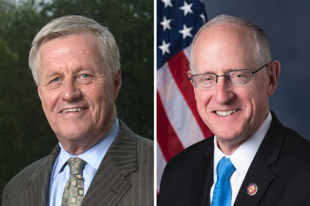 Collin Peterson and K. Michael Conaway