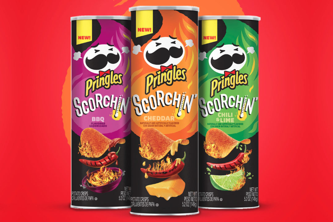 Pringles Scorchin'