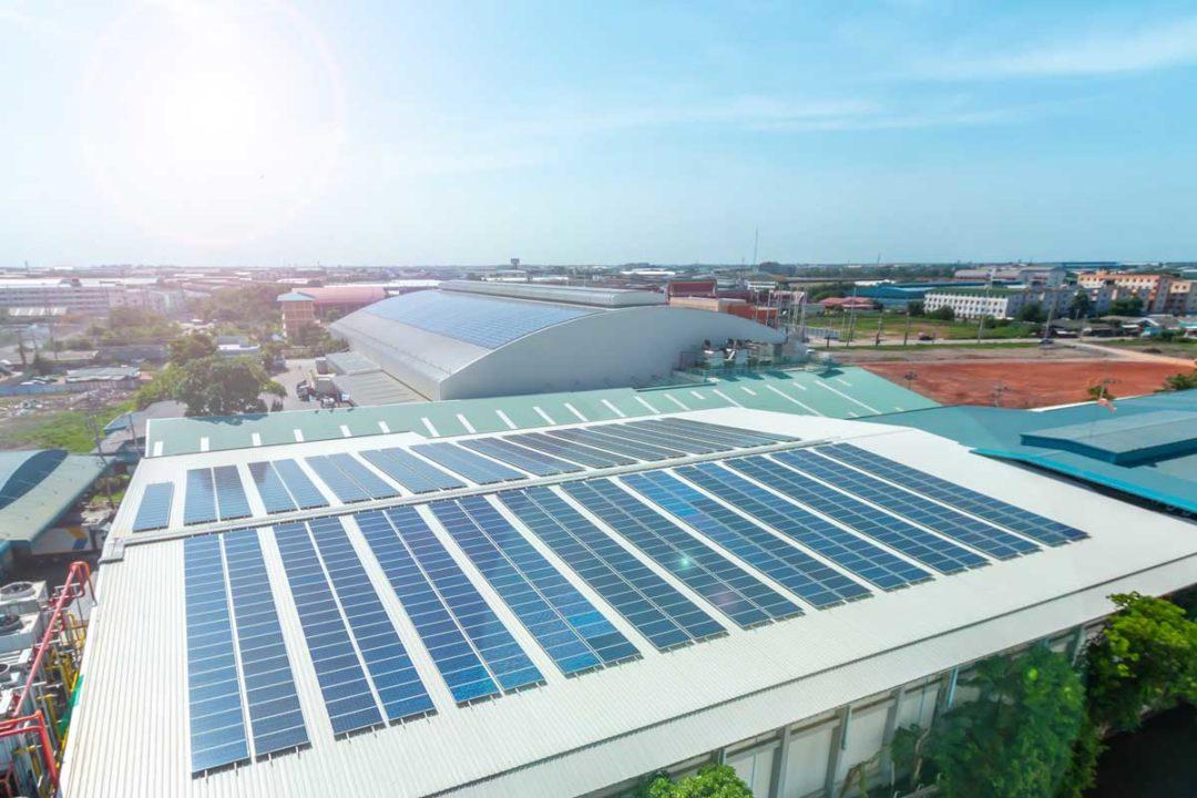 LEED, Solar power