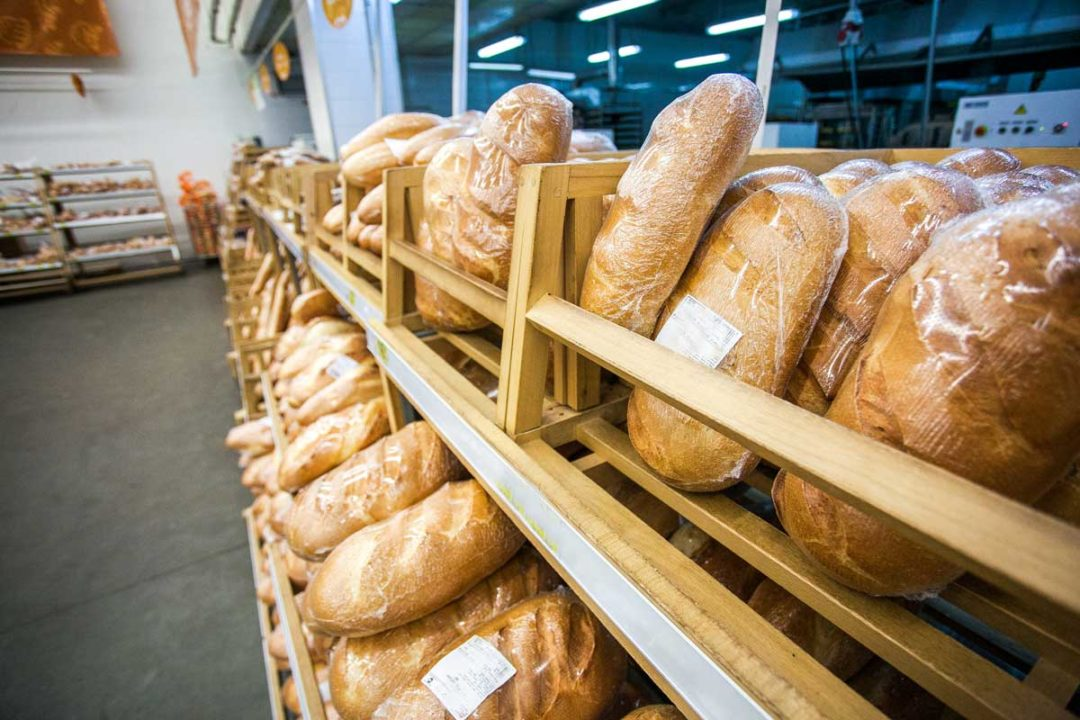 Bread, Grocery Store