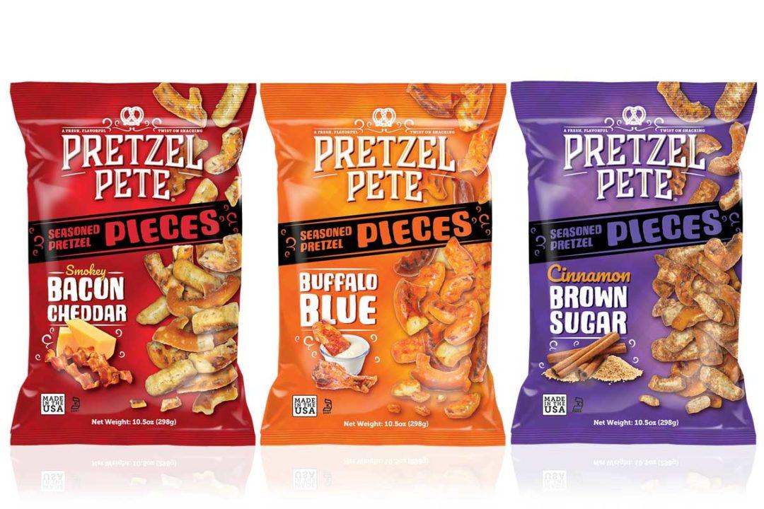 Pretzel Pete, Seasoned Pretzel Pieces