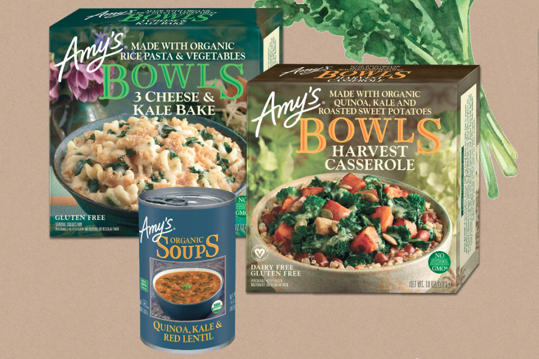 Amy's Kitchen products