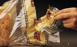 Bag burford tearing bag image