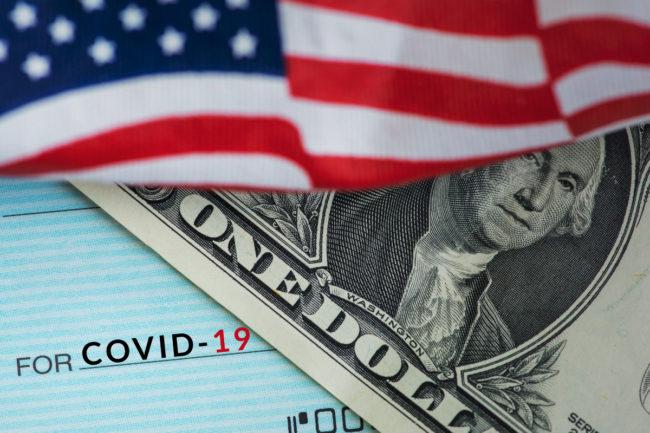 COVID-19 relief money