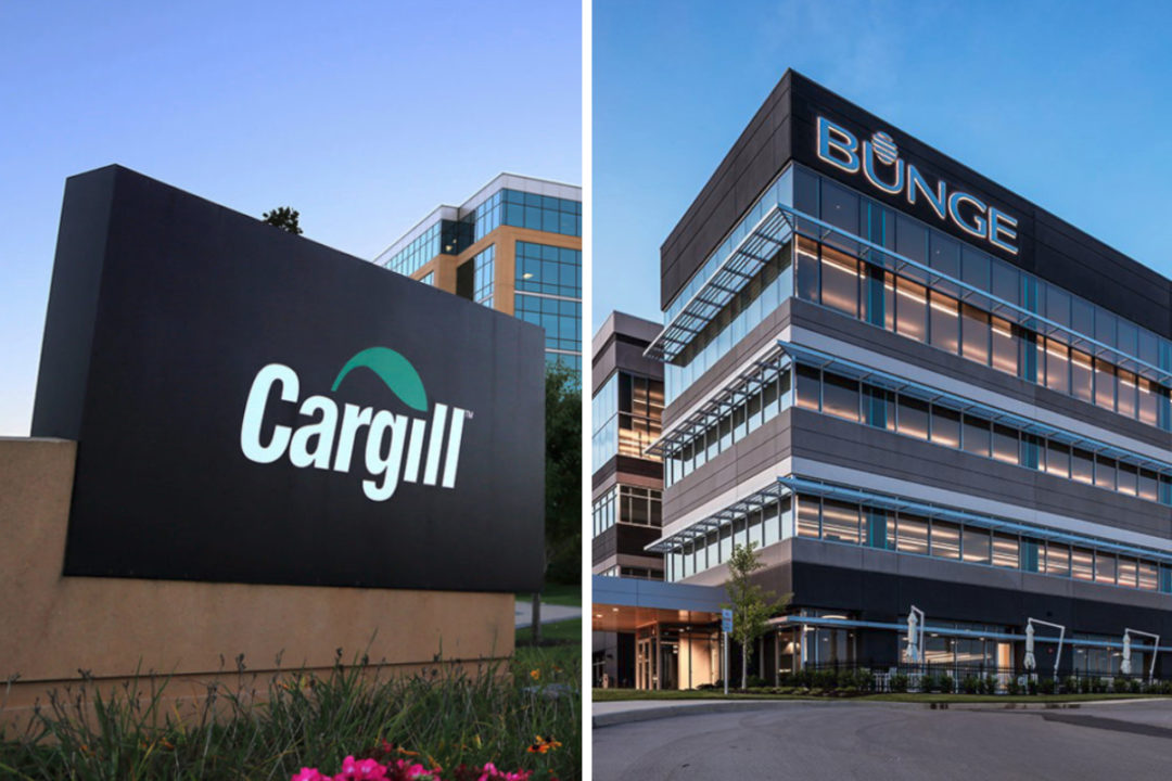 Cargill and Bunge headquarters