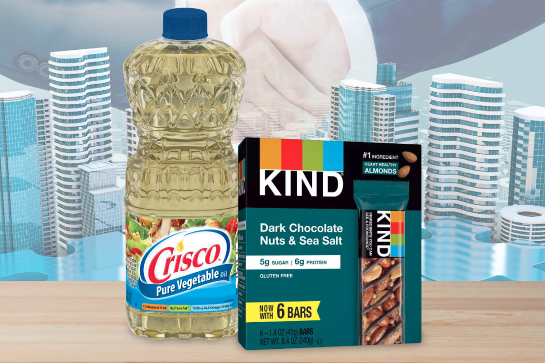 Crisco and Kind, mergers and acquisitions