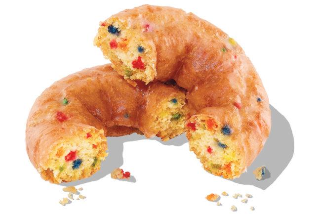 Dunkin' Dunkfetti Donut