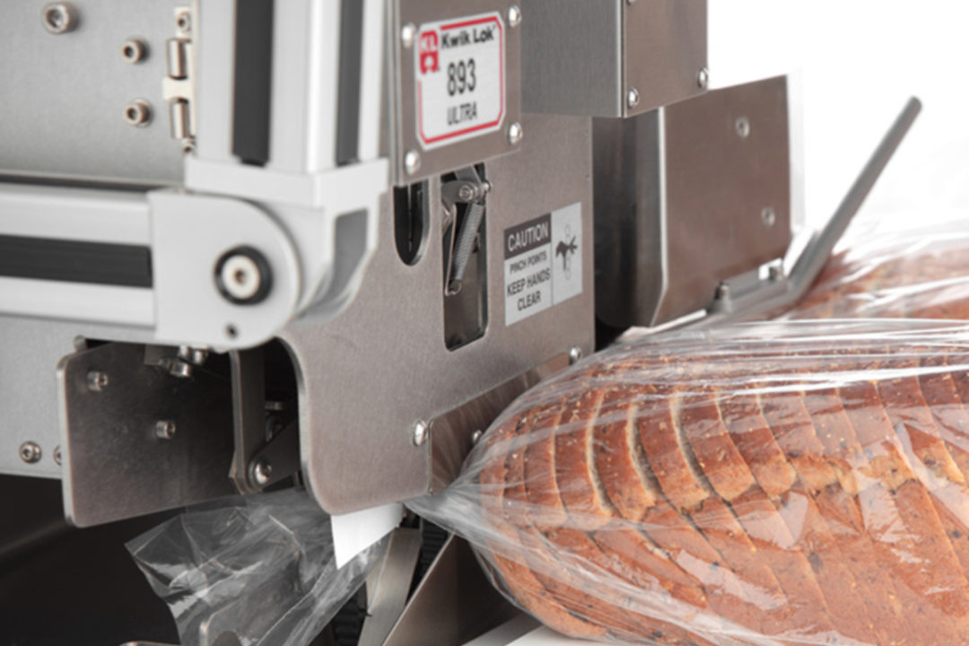 Kwik Lok bread bag closures